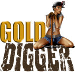 How obvious gold diggers are useful to stealthy gold diggers