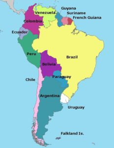 south america dating