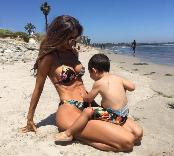 The problem of sharing your life with a solo mom